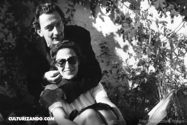 Gala, la enigmática musa de Salvador Dalí