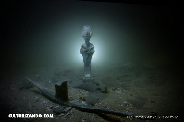 Heracleion, la mística ciudad Egipcia que se hundió en el mar
