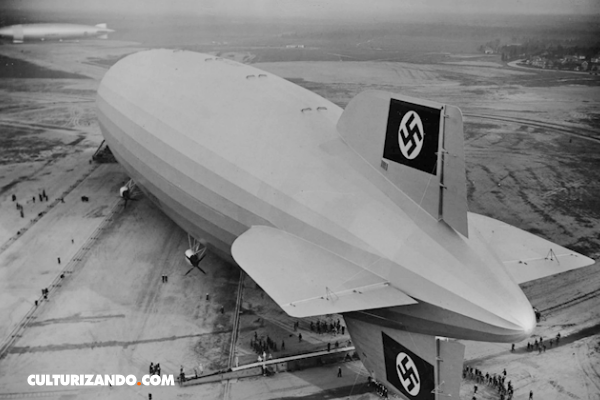 Catástrofe del Hindenburg, un terrible accidente aéreo