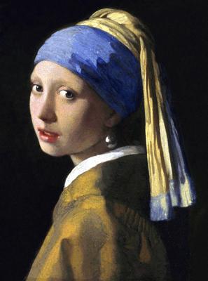 Johannes Vermeer, el artista tras la joven de la perla en 5 ...