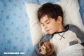 ¿Por qué los niños crecen mientras duermen?