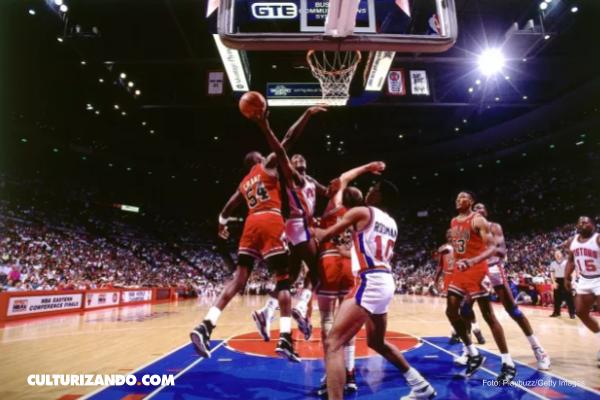 La increíble historia de los Pistons del 89