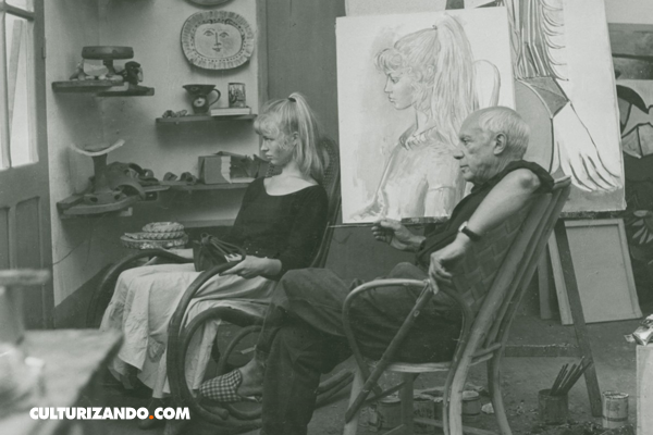 Sylvette, la inocente musa de Picasso