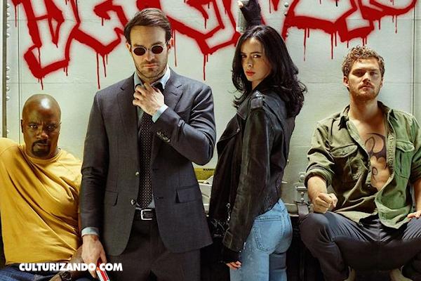 Los «Defensores» neoyorquinos se juntan en Netflix