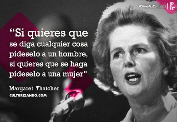 Curiosidades de Margaret Thatcher, la Dama de Hierro