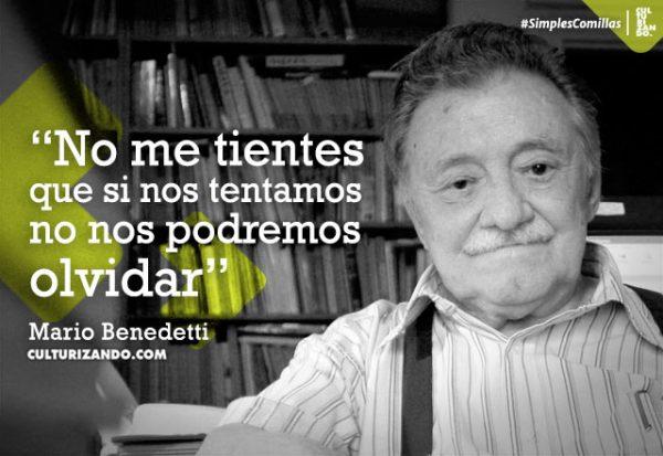 10 grandes frases de Mario Benedetti