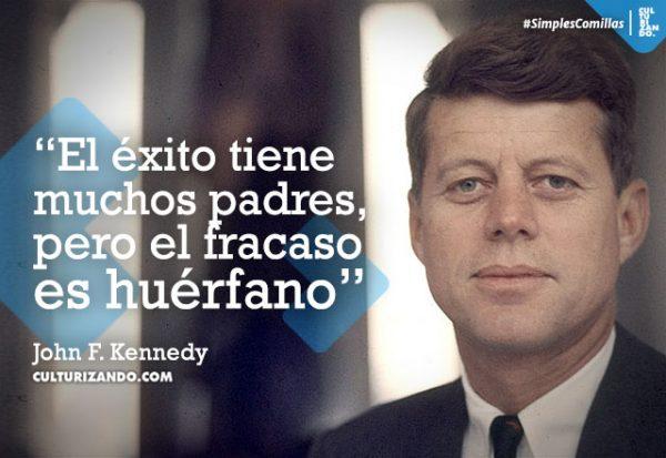 Las mejores frases de John F. Kennedy