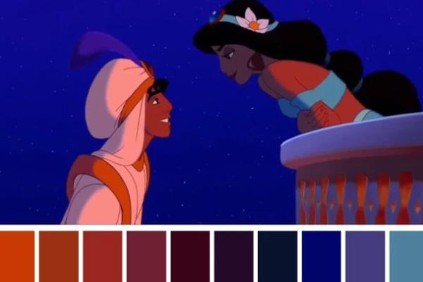 ¿Cómo usan la psicología del color en el cine?