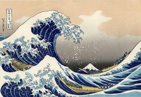 Katsushika Hokusai: El artista tras la ola más famosa del mundo