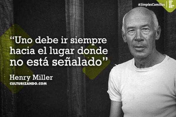 Lo Mejor De Henry Miller Frases