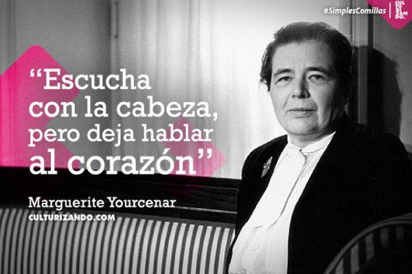 Lo mejor de Marguerite Yourcenar (+Frases)