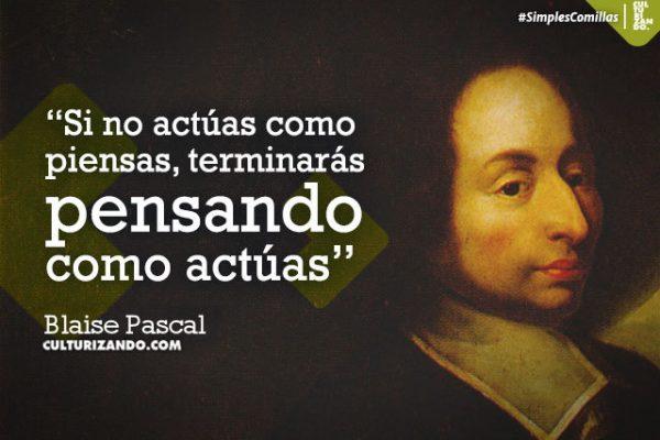 Lo mejor de Blaise Pascal (+Frases)