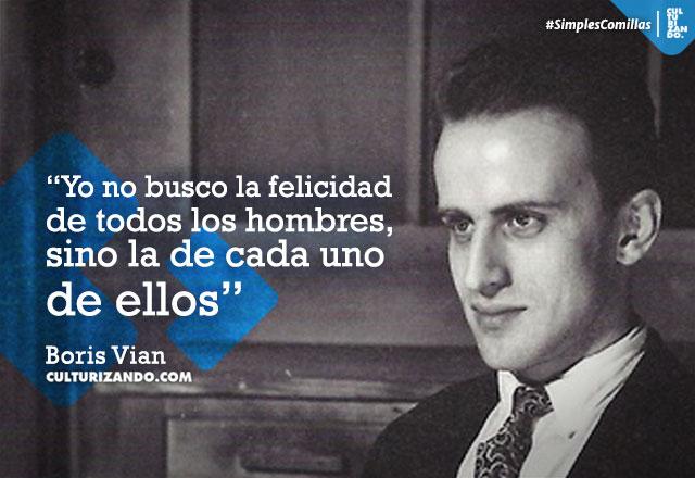 Frases de Boris Vian