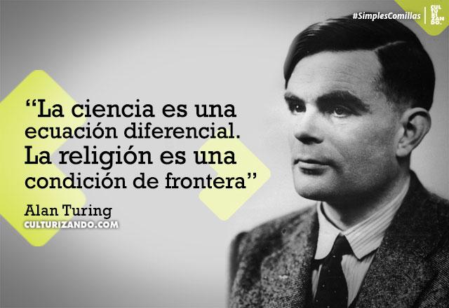 Frases de Alan Turing