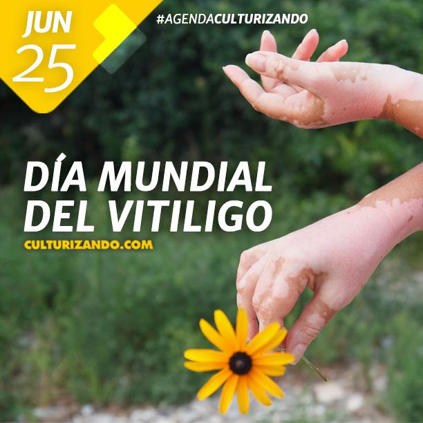Día mundial del Vitíligo