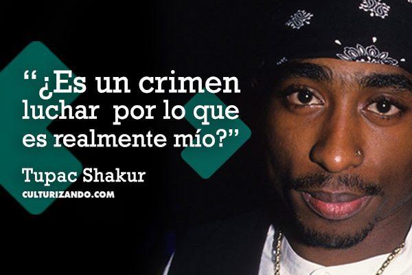Quién Fue Tupac Shakur Video Culturizando
