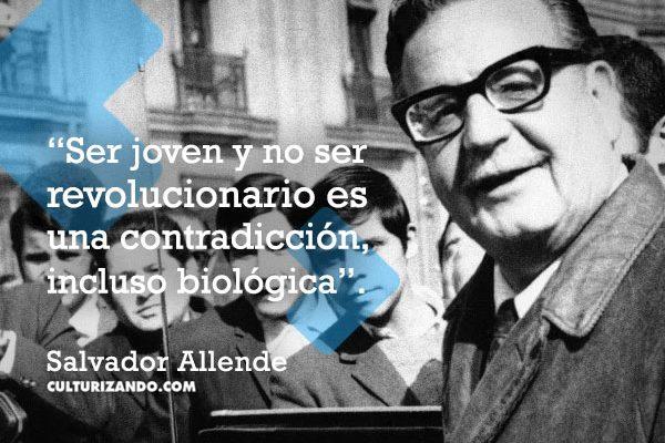 Grandes frases de Salvador Allende