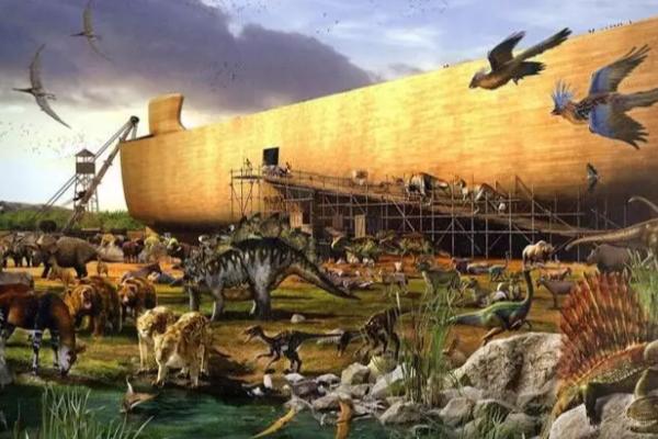 ¿Realmente existió el Arca de Noé?