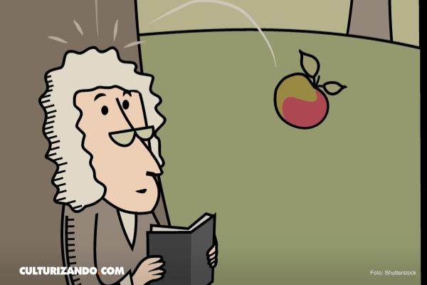 El árbol de manzanas de Isaac Newton sigue vivo (+Fotos)