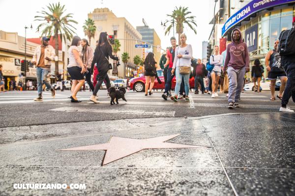 Latinoamericanos que tienen estrella en el paseo de la fama