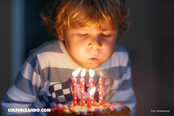 La Nota Curiosa: ¿De dónde proviene la tradición de soplar velas en los cumpleaños?