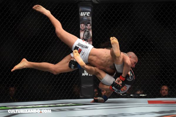 ¿Te crees un conocedor de UFC? pruébate con esta trivia