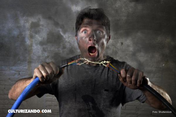 ¿Qué pasa cuando te electrocutas?