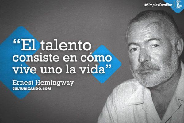¡Grande Hemingway, Grande! (+Frases)