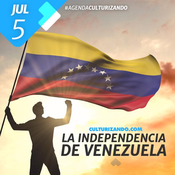 día de laindependencia de Venezuela