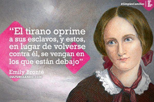 ¿Quién fue Emily Brontë? (+ Frases)
