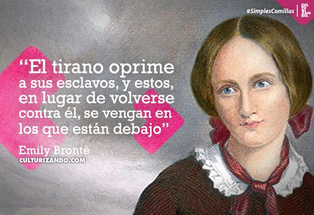 Frases de Emily Brontë