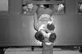 En Imágenes: El amor en tiempos de la Segunda Guerra Mundial