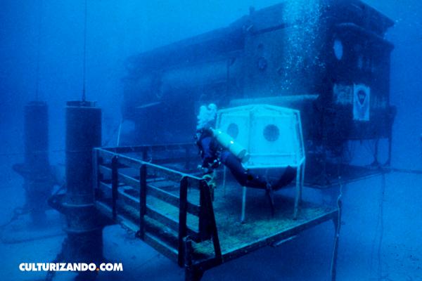 Estación Subacuática Aquarius