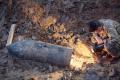 ¿Una bomba a punto de explotar? Aparece un explosivo de la Segunda Guerra en un pueblo de Polonia