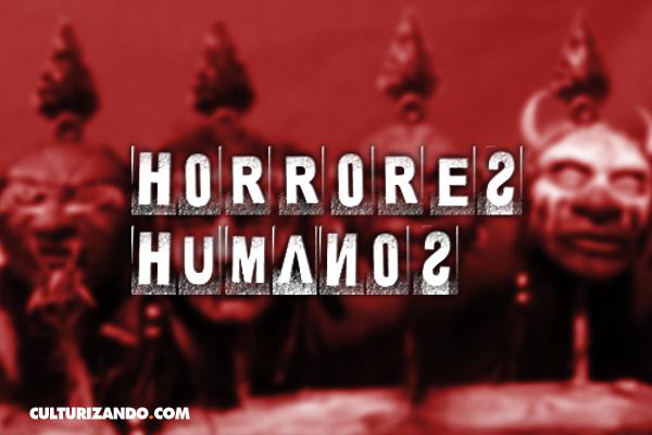 Horrores Humanos: La tribu de Sudamérica que reducía las cabezas de sus enemigos