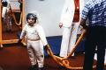 Conoce la historia de David Vetter, el niño burbuja