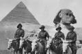 Egipto en tiempos de la Primera Guerra Mundial