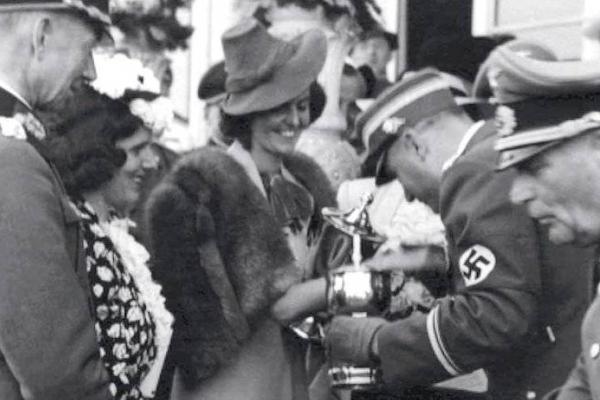 La fiesta de la condesa nazi que terminó con la vida de 200 judíos