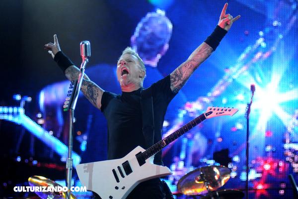 La trivia imposible de Metallica ¿Puedes con el reto?