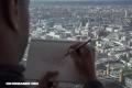 Stephen Wiltshire, el artista que puede dibujar una ciudad completa de memoria