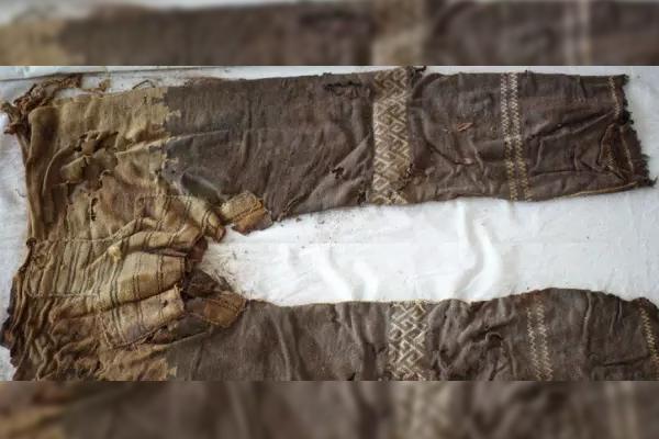 Los pantalones más antiguos de la historia tienen ¡3.000 años!