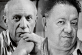 Picasso y Rivera, ¿amigos o enemigos artísticos?