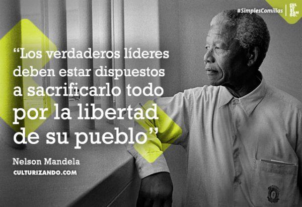 Nelson Mandela en 12 grandes frases