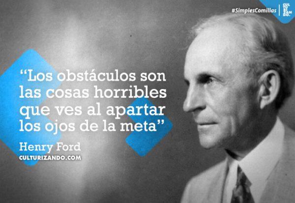 10 Grandes Frases De Henry Ford