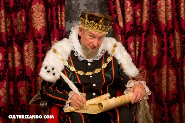 ¿Por qué se dice que los reyes tienen 'Sangre Azul'?