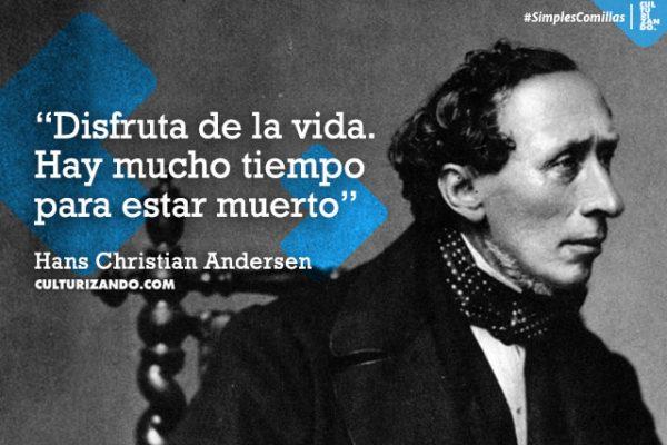 Lo mejor de Hans Christian Andersen (+Frases)