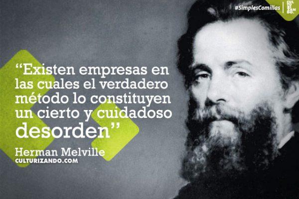 Herman Melville, el padre de Moby Dick (+Frases)