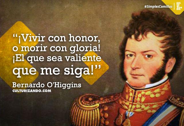 Bernardo O'Higgins,