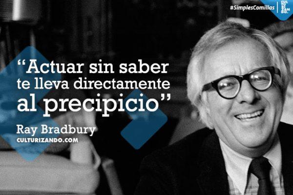 ¿Quién fue Ray Bradbury? (+Frases)