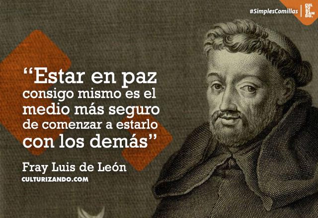 Fray Luis de León,
